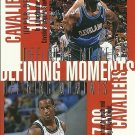 1998 Upper Deck Terrell Brandon, Mark Price, Shawn Kemp, Brevin Knight No. 335 Defining Moments