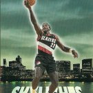1994 Upper Deck Clyde Drexler No. 473 Skylights
