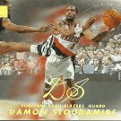 1998 Premium Damon Stoudamire No. 100