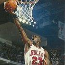 1993-94 Topps Stadium Club Michael Jordan No. 1
