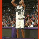 1999 Topps Dell Curry No. 30