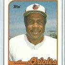 1989 Topps Frank Robinson No. 774