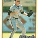 1989 Topps Matt Williams No. 628