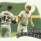 1989 Topps San Francisco Giants No. 351