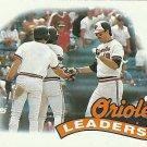 1989 Topps Baltimore Orioles No. 381