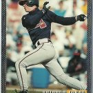 1993 Bowman Chipper Jones No. 347 RC Refractor