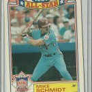 1988 Topps All-Star Game Commemorative Set Mike Schmidt No. 15 of 22