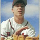 1993 Upper Deck Chipper Jones No. 24 RC
