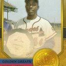 2012 Topps Golden Greats Hank Aaron No. GG-54