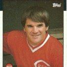1986 Topps Pete Rose No. 741