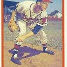 1987 TCMA Warren Spahn No. 8-1957