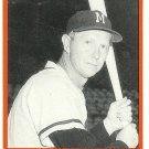 1987 TCMA Red Schoendienst No. 5-1957