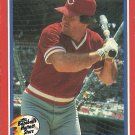 1987 Fleer Baseball's Hottest Stars Pete Rose No. 32 of 44