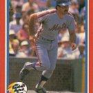 1987 Fleer Baseball's Hottest Stars Keith Hernandez No. 21 of 44