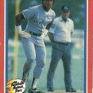1987 Fleer Baseball's Hottest Stars Rickey Henderson No. 20 of 44