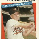 1987 Topps Kmart 25th Anniversary Brooks Robinson No. 9