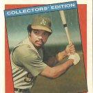 1987 Topps Kmart 25th Anniversary Reggie Jackson No. 16