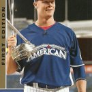 2009 Upper Deck First Edition Justin Morneau No. 180