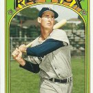 2013 Topps 1972 Minis Ted Williams No. TM-50