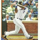 2011 Topps Lineage Jose Reyes No. 165