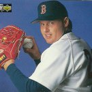 1996 Collector's Choice Roger Clemens No. 419