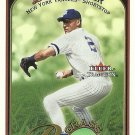 2001 Fleer Tradition Grass Roots Derek Jeter No. 1 of 15 GR