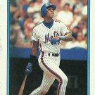 1991 Topps Darryl Strawberry No. 402