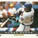 1993 Topps Barry Bonds No. 2