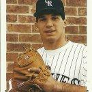 1993 Topps Joe Girardi No. 425
