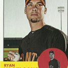 2012 Topps Heritage Ryan Vogelsong No. 235