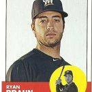 2012 Topps Heritage Ryan Braun No. 276