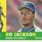 2017 Topps Archives Bo Jackson No. 52
