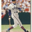 1992 Upper Deck Will Clark No. 718