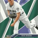 2008 Upper Deck X Erik Bedard No. 89