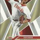 2008 Upper Deck X Dan Haren No. 5