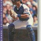 1993 Fleer Joe Girardi No. 410