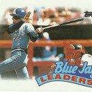 1989 Topps Toronto Blue Jays No. 201