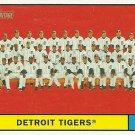 2010 Topps Heritage Detroit Tigers No. 51