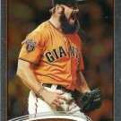 2010 Topps Chrome Brian Wilson No. 98