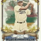 2017 Topps Allen & Ginter What A Day Jackie Robinson No. WAD-90