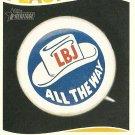 2013 Topps Heritage News Flashback Lyndon B. Johnson No. NF-LBJ