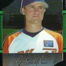 2005 Bowman Chrome Draft Picks Justin Huber No. BDP156 RC