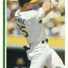 1991 Upper Deck Mark McGwire No. 656
