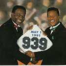 1991 Upper Deck Lou Brock, Rickey Henderson No. 636