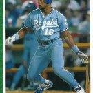 1991 Upper Deck Bo Jackson No. 545