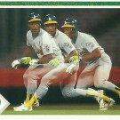 1991 Upper Deck Rickey Henderson No. 444