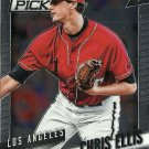 2014 Panini Prizm Chris Ellis No. 22 RC