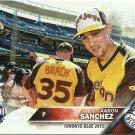 2016 Topps Update Aaron Sanchez No. US227