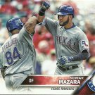 2016 Topps Update Nomar Mazara No. US158 RC