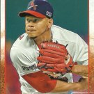 2015 Topps Carlos Martinez No. 527 RC